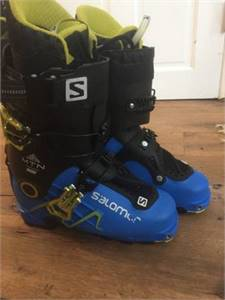 Salomon MTN Lab Ski Boots 24.5