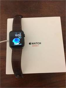 Apple Watch 3rd generation - $325 (Carbondale)