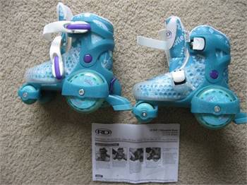 Brand New Roller Derby Youth Roller Skates