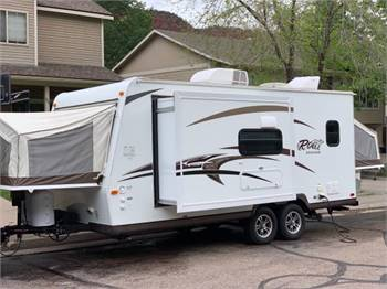 RockwoodRoo Travel Trailer
