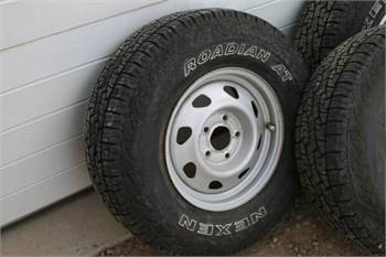 Chevy wheels & tires - $900 (Rifle Co)