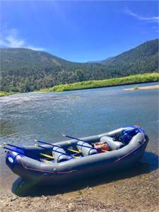AIRE Tributary 13.3 HD Self-Bailing Raft