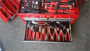 Tools - Tool Boxes - New or Excellent