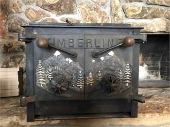 Wood Stove Fireplace Insert