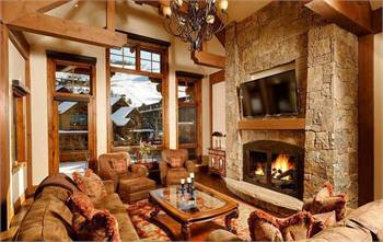 1450sf - Ski-in to your spacious Thunderbowl Townhome Two Bedroom