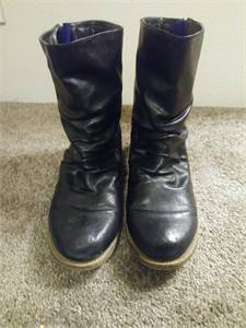 Women's Brave Leather Boots