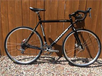 Cannondale Cross Disc Optimo 105