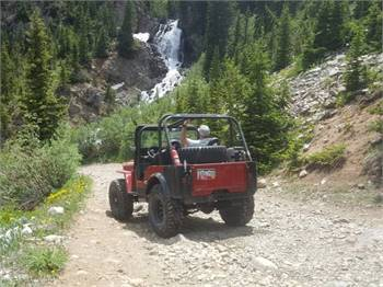 1991 Jeep Wrangler YJ lots of extras