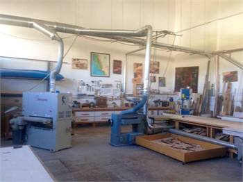 Wood Shop for Rent