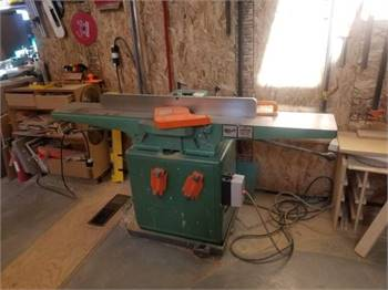 Joiner - $400 Table Saw - $1200 Dust Collector - $3200 Drum Sander - $2000