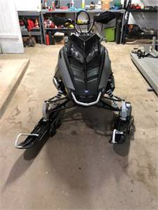 2015 Polaris RMK 800 assault