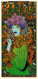Chuck Sperry String Cheese Incident Red Rocks Poster