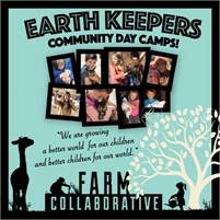 Earth Keepers summer day Camp lead Educator